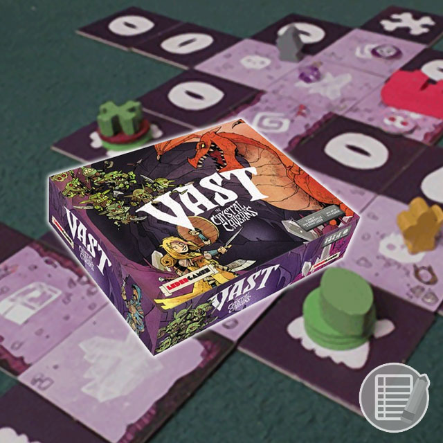 Vast: The Crystal Caverns Review