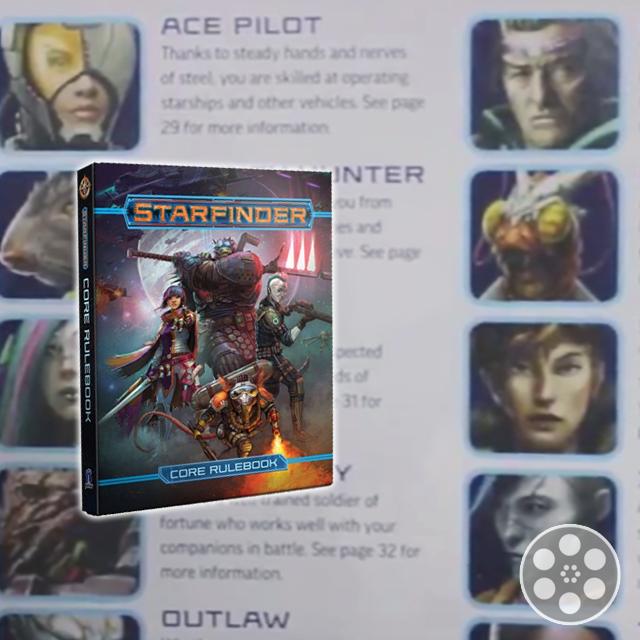 Starfinder Overview
