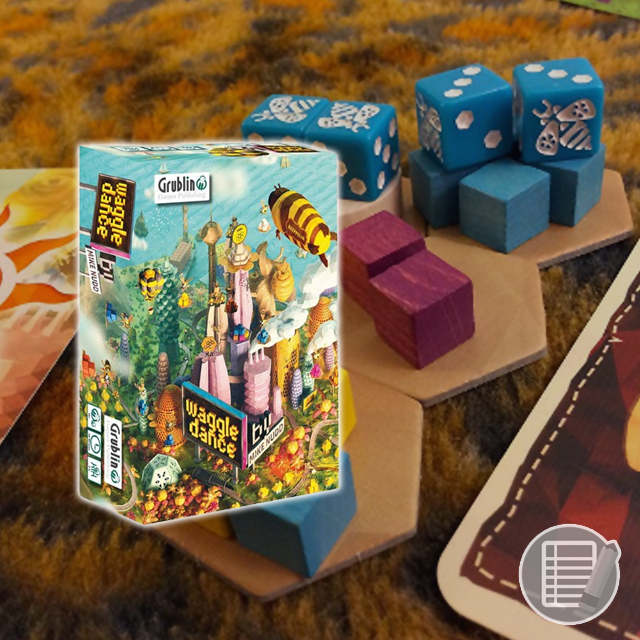 Waggle Dance Review