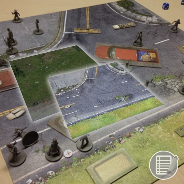 The Walking Dead: All Out War - Gaming Mats Review