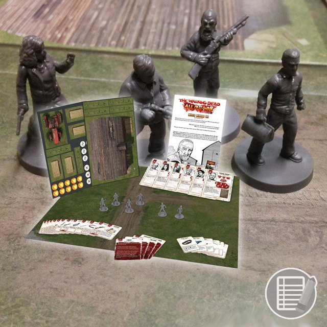 The Walking Dead: All Out War – Miles Behind Us Review