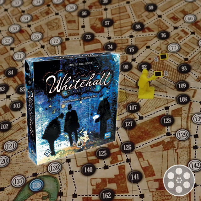 Whitehall Mystery Review