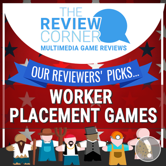 Worker Placement Games