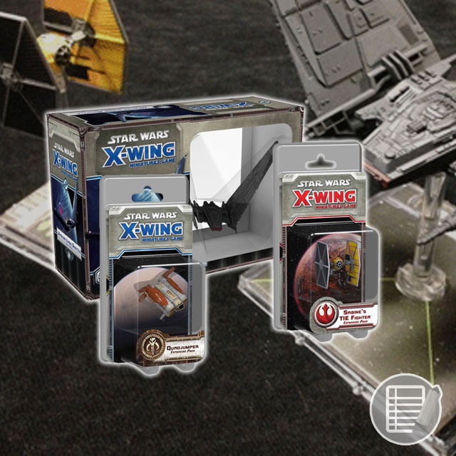 Star Wars: X-Wing - Wave 10 Review