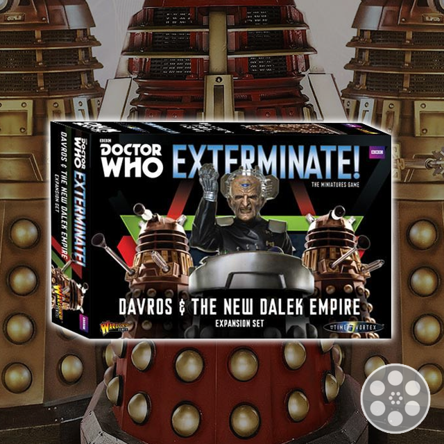 Doctor Who: Exterminate! New Dalek Empire Review