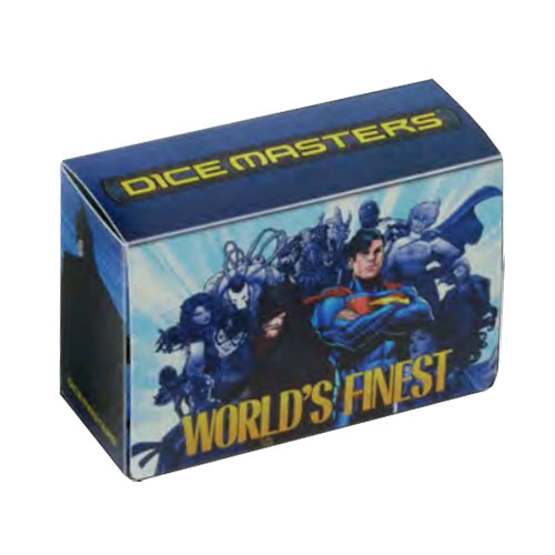 DC Dice Masters: World's Finest - Team Box (Clearance) (The Drop)