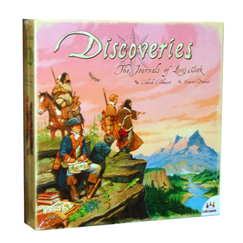 Discoveries: The Journals of Lewis & Clark (Clearance) (The Drop)