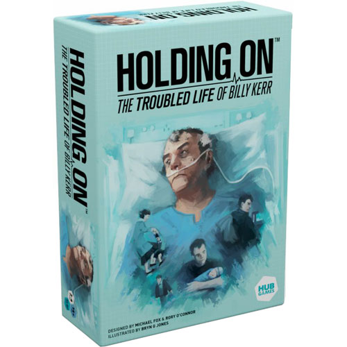 Holding On: The Troubled Life of Billy Kerr (The Drop)