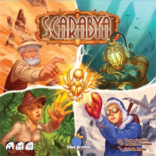 Scarabya (The Drop)