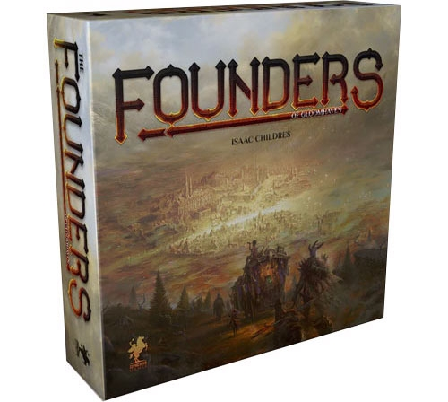 Founders of Gloomhaven (The Drop)