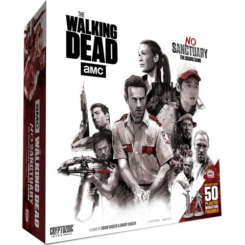 The Walking Dead: No Sanctuary Base Game (The Drop)