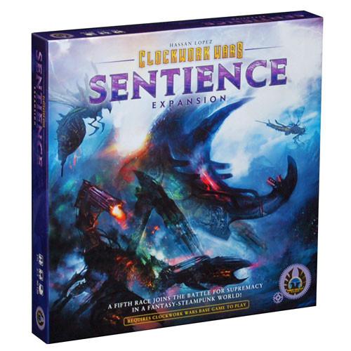 Clockwork Wars: Sentience Expansion