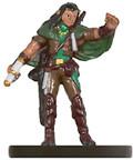 PHB Heroes #09 Male Half-Elf Bard (No Card)