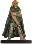 PHB Heroes #17 Female Elf Druid (No Card)