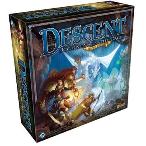 Descent: Journeys in the Dark (2nd Ed)