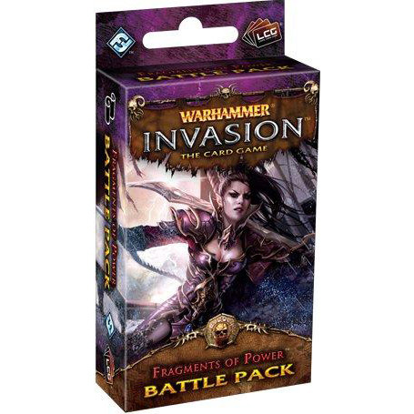 Warhammer: Invasion LCG - Fragments of Power Battle Pack (Clearance)