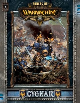 Forces of Warmachine: Cygnar (Softcover) (Clearance)