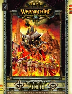 Forces of Warmachine: Protectorate of Menoth (Softcover) (Clearance)