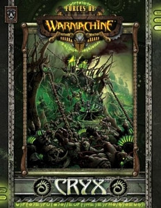 Forces of Warmachine: Cryx (Softcover) (Clearance)
