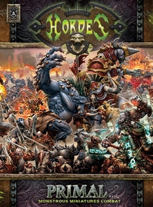 Hordes Rulebook Primal MK II Softcover (Clearance)