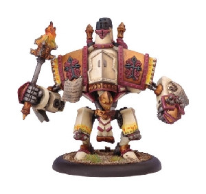 Warmachine: Protectorate - Fire of Salvation Heavy Warjack
