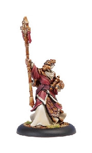 Warmachine: Protectorate - Hierophant Warcaster Attachment