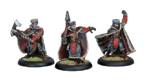 Warmachine: Khador - Greylords Ternion (3)