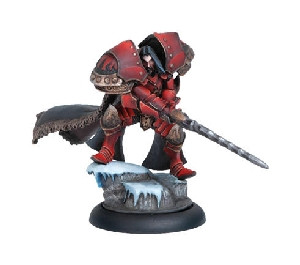 Warmachine: Khador - Epic Warcaster Vladimir, the Dark Champion