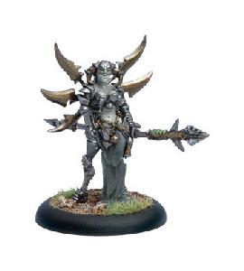 Warmachine: Cryx - Warcaster Warwitch Deneghra