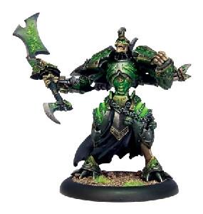 Warmachine: Cryx - Lich Lord Venethrax Warcaster