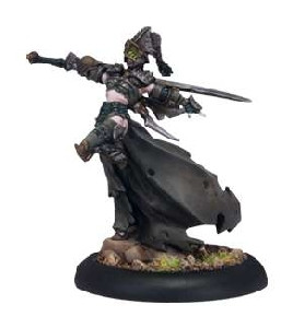 Warmachine: Cryx - Warwitch Siren