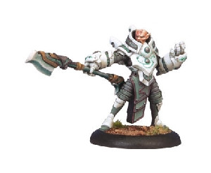 Warmachine: Retribution - Warcaster Adeptis Rahn