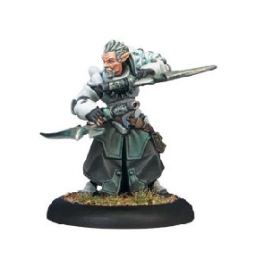 Warmachine: Retribution - Warcaster Garryth, Blade of Retribution