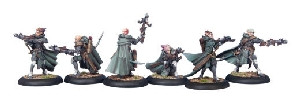 Warmachine: Retribution - Mage Hunter Strike Force Unit Box (10)