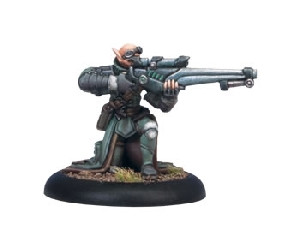 Warmachine: Retribution - Ghost Sniper