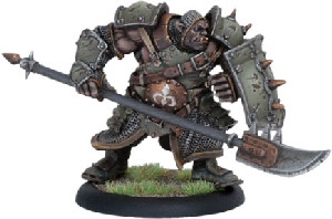 Warmachine: Mercenaries - Ogrun Bokur