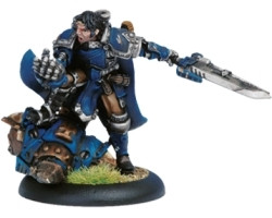 Warmachine: Mercenaries - Epic Warcaster Magnus the Warlord