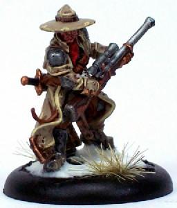 Warmachine: Mercenaries - Kell Bailoch