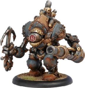 Warmachine: Mercenaries - Mariner Heavy Warjack