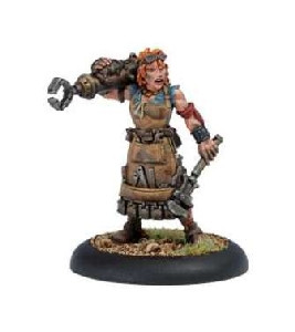 Warmachine: Mercenaries - Dirty Meg