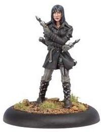 Warmachine: Mercenaries - Anastasia di Bray