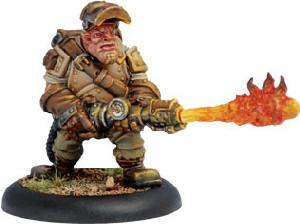 Warmachine: Mercenaries - Thor Steinhammer