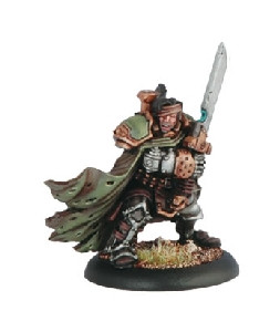 Warmachine: Mercenaries - Warcaster Magnus the Traitor (On Sale)
