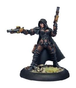Warmachine: Mercenaries - Taryn di La Rovissi
