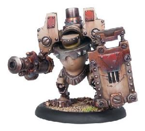 Warmachine: Mercenaries - Ghordson Avalancher Rhulic Heavy Warjack