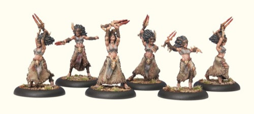 Hordes: Circle - Tharn Bloodweavers Unit