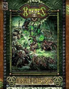 Forces of Hordes: Circle of Orboros (Softcover) (Clearance)