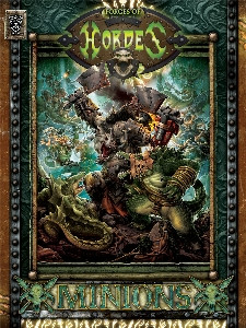 Forces of Hordes: Minions (Softcover) (Clearance)
