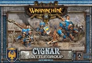 Warmachine: Cygnar - MKII Battlegroup Box (Clearance)