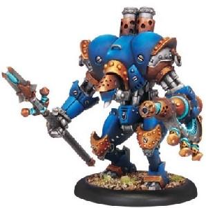 Warmachine: Cygnar - Firefly Light Warjack